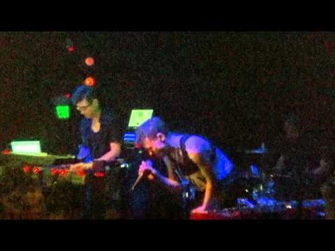 """""""Take Shelter"""" (Live) - Years & Years - San Francisco, Popscene - March 26, 2015"""