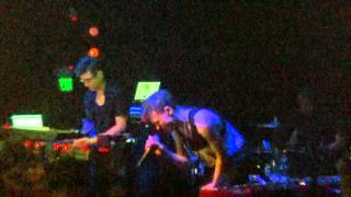 """Take Shelter"" (Live) - Years & Years - San Francisco, Popscene - March 26, 2015"