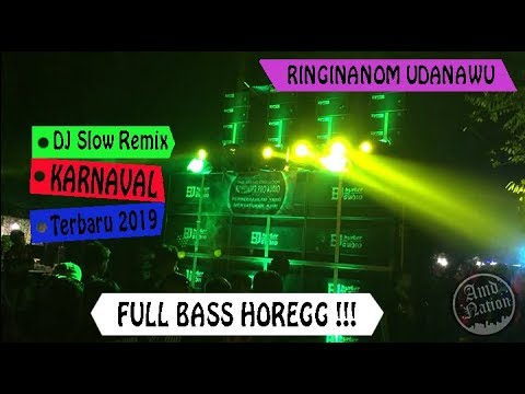 Slow DJ Buat Karnaval Terbaru 2019 Full Bass - BJ Hunter Pro Audio