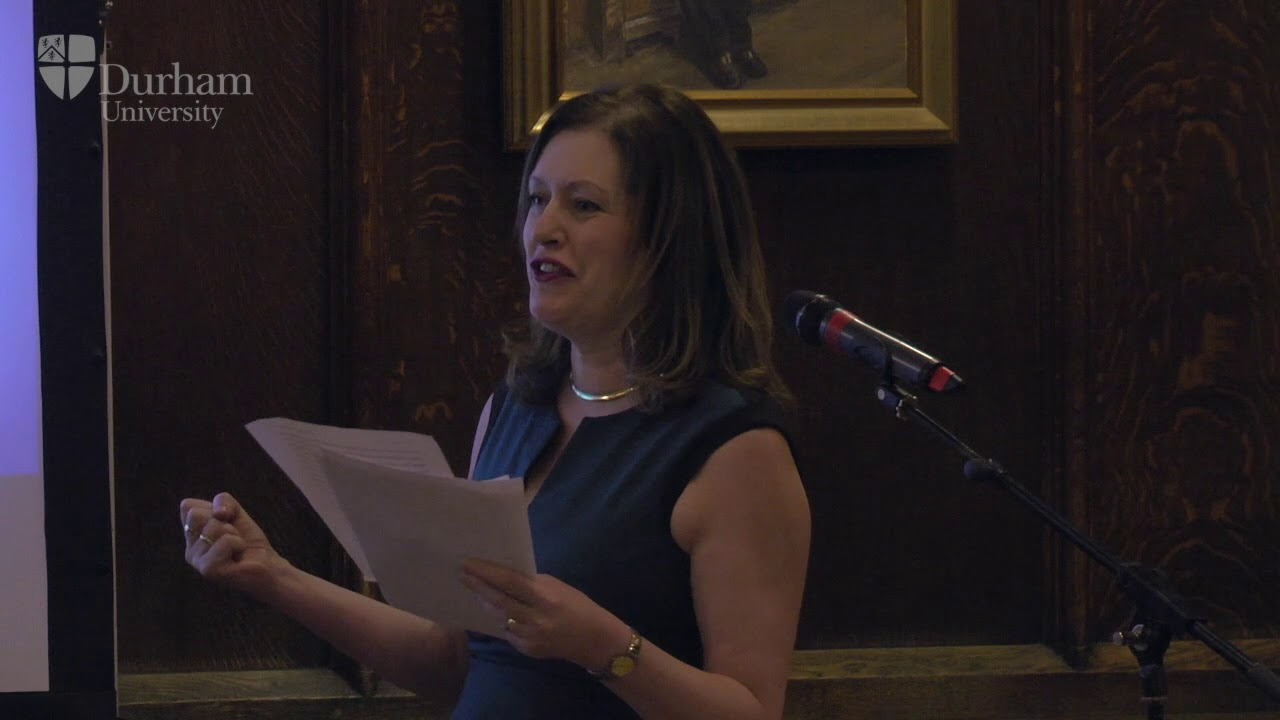 Play Video: Durham Castle Lecture - Professor Edith Hall, Aristotle Goes to the Movies