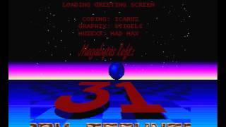 Electra Demo - [Atari ST] demo by Electra (1991)
