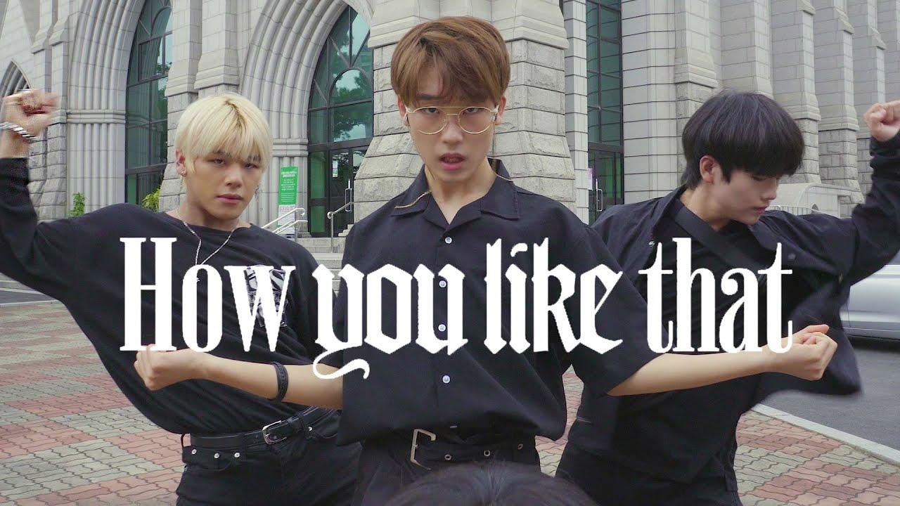 [느와르버전] BLACKPINK 블랙핑크 'How You Like That' Dance Cover Noir ver.