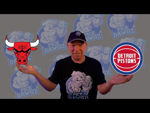 Chicago Bulls vs Detroit Pistons 3/21/21 Free NBA Pick and Prediction NBA Betting Tips