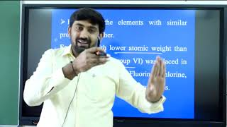 I PUC   Chemistry   Classification of elements and Periodicity in properties- 06
