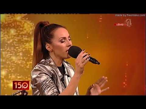 Aleksandra Radovic - Beskrajno - (Live) - 150 Minuta - (Tv Prva 2017)