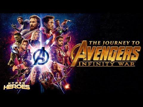The Journey to Avengers: Infinity War - Hyper Heroes
