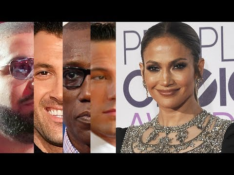 11 Guys Jennifer Lopez Has Dated