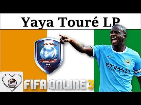"I Love FO3   Yaya Toure LP Review Fifa Online 3 New Engine 2017: "" Giải Mã "" Toure LP ???"