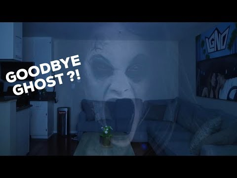 DID THE GHOST FINALLY LEAVE OUR HOUSE ? (EXTREMELY SCARY)