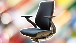 Gambar cover ULTIMATE ERGONOMIC CHAIR? ~ Steelcase Gesture Review