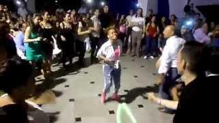 Salsa Choke Con Kike Y Xiomar - Fiesta De Integración Festival Salsa Casino Cali 2014 - Lucho Caldas