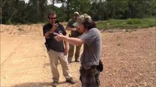 Protective Pistol at Hilltop Firearms Training Center