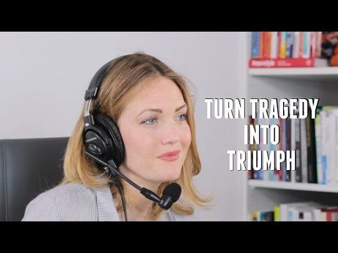 Amy Purdy: Turn Life's Tragedy Into Triumph with Lewis Howes