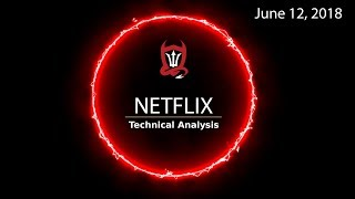 Netflix Technical Analysis (NFLX) Binge Watching a Trend...  [06/12/2018]