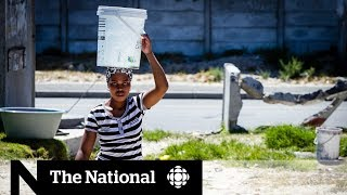 Cape Town's water situation dire, as 'Zero Day' looms