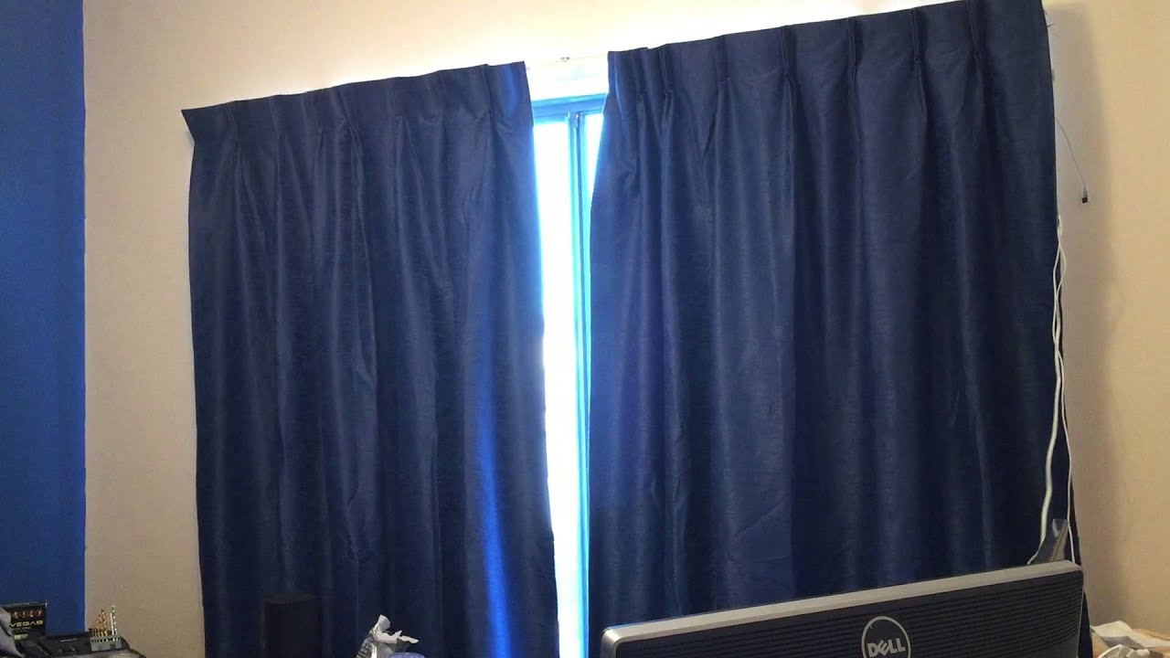 Office Curtains YouTube