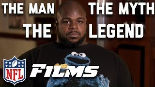 Vince Wilfork: The Man, The Myth, The Legend | NFL Films Presents