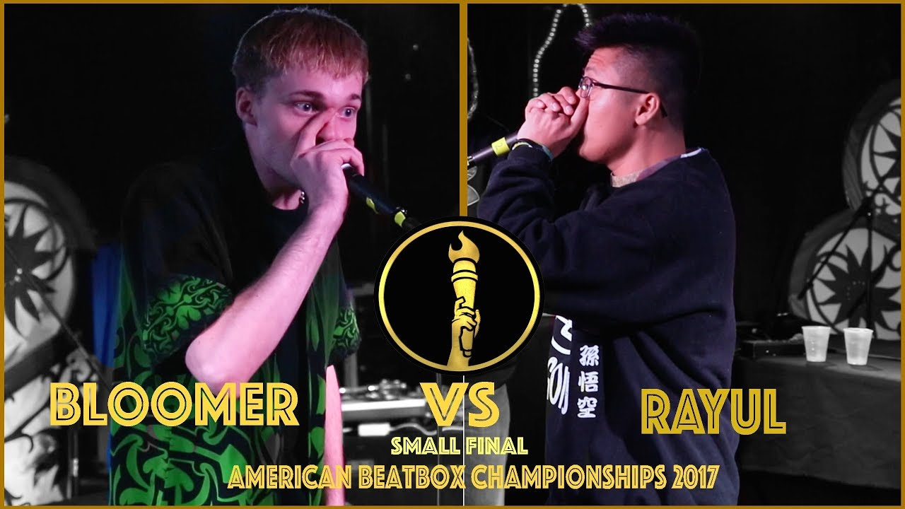 Bloomer vs Rayul / Small Final - American Beatbox Championships 2017