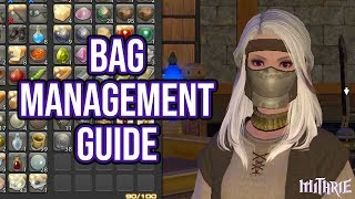 Video FFXIV 2.57 0608 Bag Management Guide download MP3, 3GP, MP4, WEBM, AVI, FLV Desember 2017