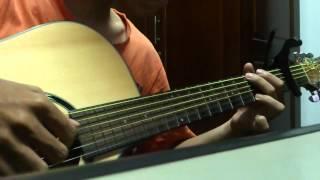 Anh (Thùy Chi) - Guitar Cover
