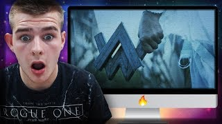 Reacting to Alan Walker - Darkside (feat. Au/Ra and Tomine Harket) (MUST SEE!! BEST REACTION EVER!)