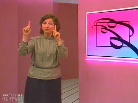 "1984 ""Deaf Heritage"" American Culture: The Deaf Perspective, Ep. 1/4"