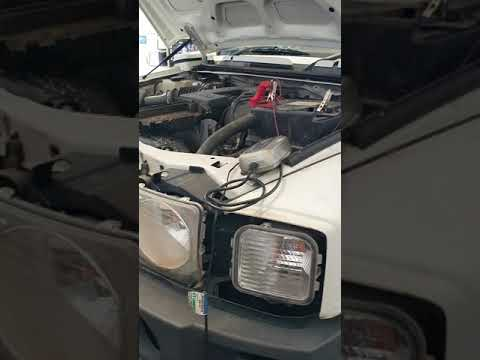 Hummer H3 how to change replace front park light bulbs