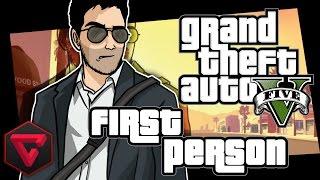 GTA V FIRST PERSON: ABDUCCIÓN ALIENÍGENA - PS4 (Grand Theft Auto 5)
