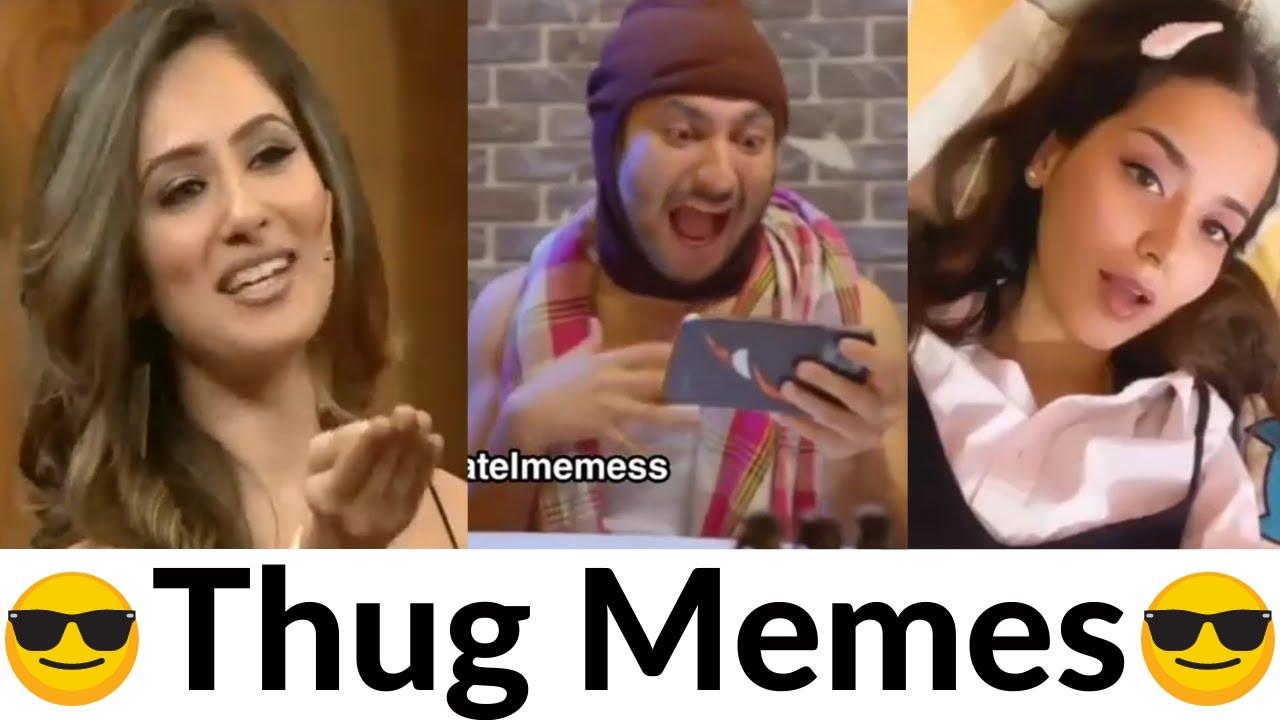 Swag Chachaaa 😎  #funny memes    Thug of Memes 🔥