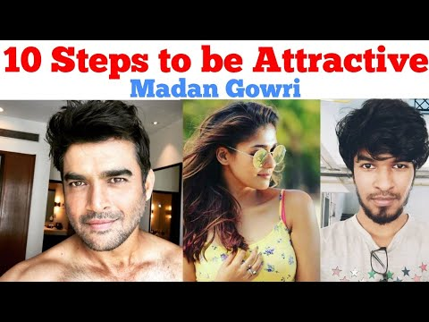 10 steps to be Attractive | Tamil | Madan Gowri | MG