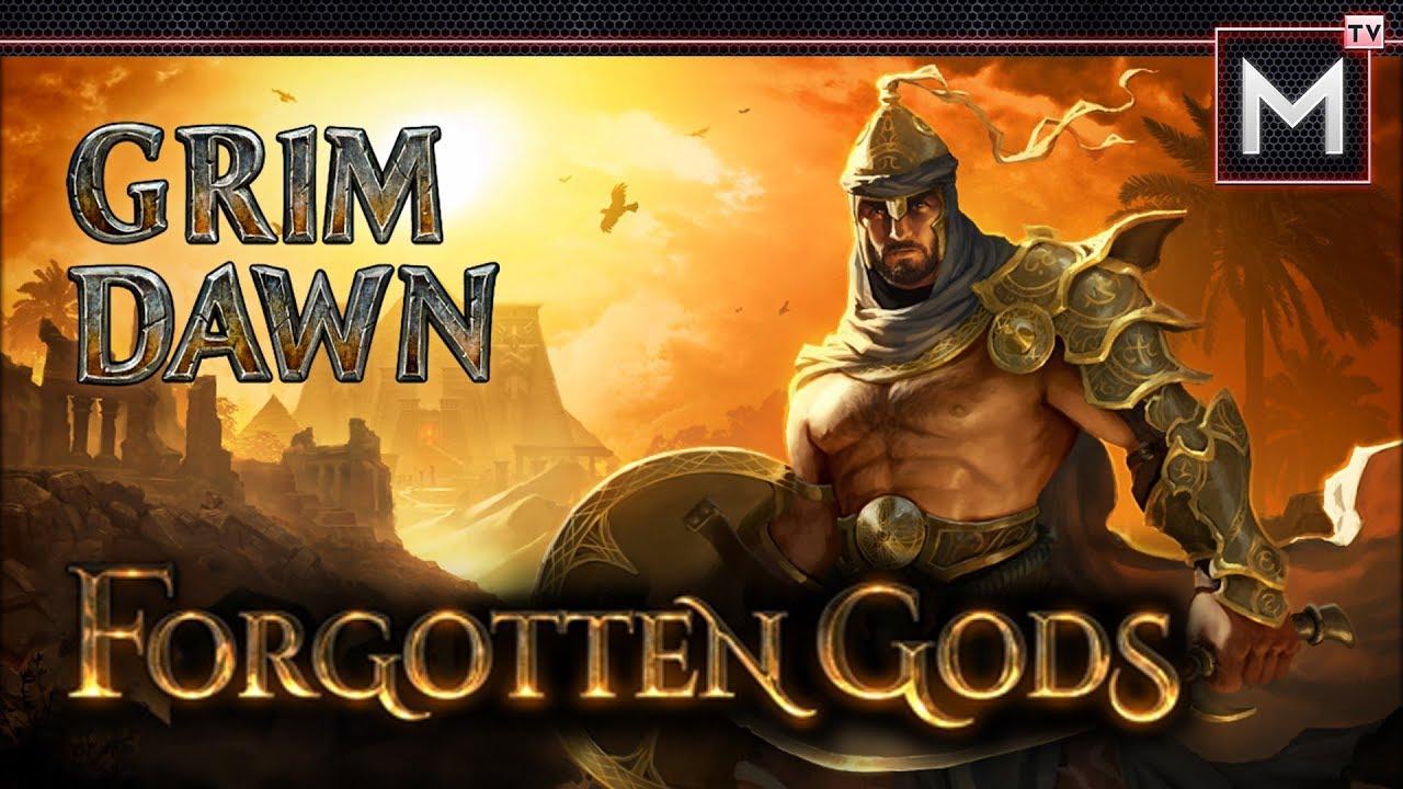 GRIM DAWN NEW GAME MOD...