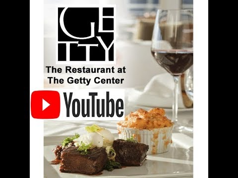 Executive Chef Julie Picco at the Getty Center Restaurant Los Angeles California