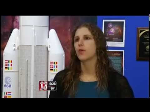 RIT on TV: RIT Alumna encourages women in STEM - on  WNYT