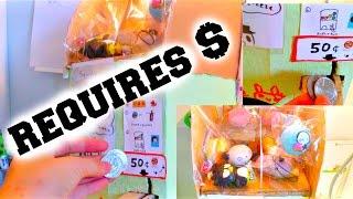 Homemade Squishy Vending Machine 3.0- Requires $