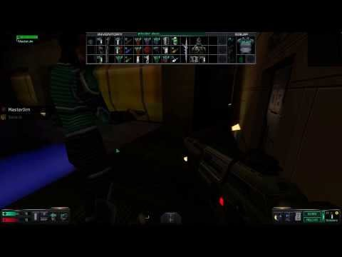 System Shock 2 Impossible Co-op Part 20: The Rickenbacker Revisited