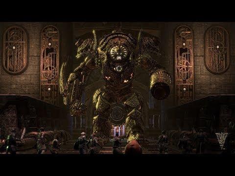 The Elder Scrolls Online Clockwork City release date