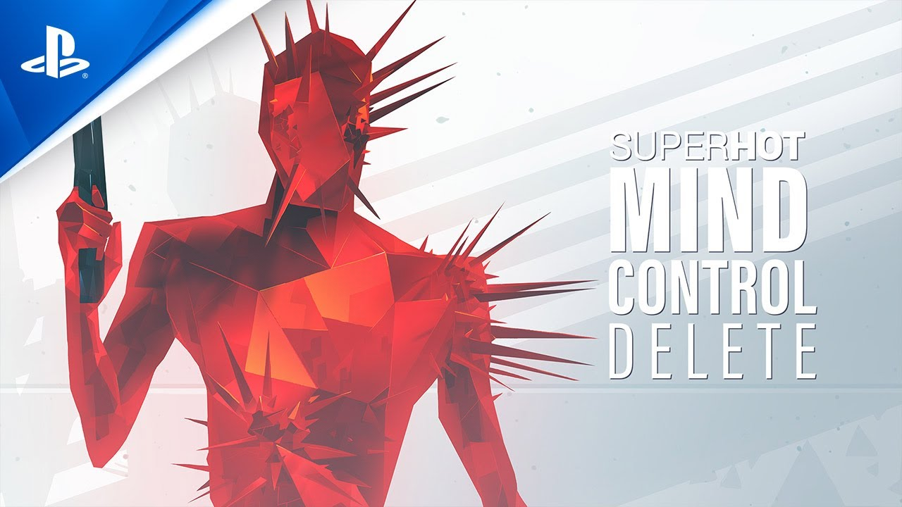Superhot: Mind Control Delete - Launch Trailer | PS4