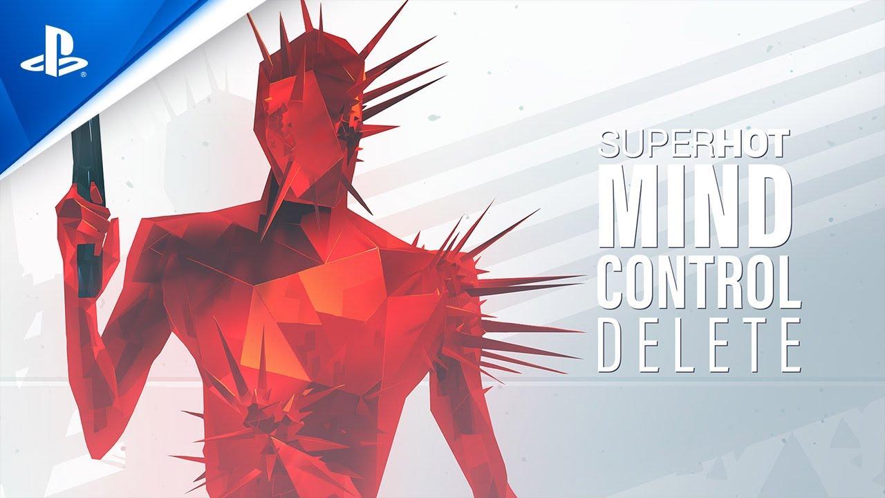 Superhot: Mind Control Delete - Launch Trailer | PS4
