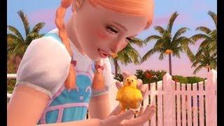 Sims 3 Set Chicken Coop