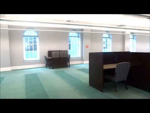 Silent Study Zone at EKU Libraries