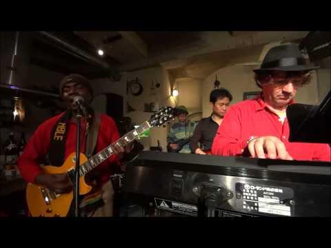 Yao band live at bar purpose dec20th,2014 night celebration