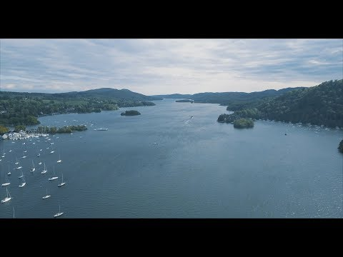 DJI Mavic Pro - Lake District (Lake Windermere) 4K