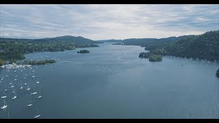 DJI Mavic Pro - Lake District (Lake Windermere) 4K