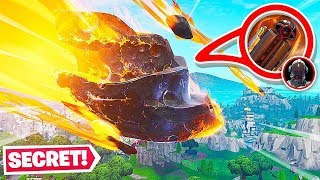 SECRET Fortnite Map Cambia in SEASON 10! Stagione Ditnite X!