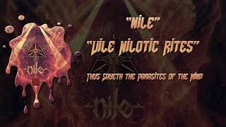 nile - Thus Sayeth the Parasites of the Mind