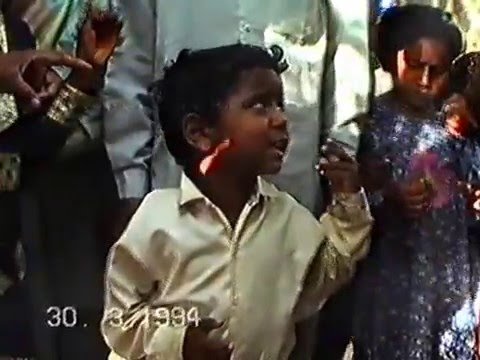 Kamal Khan's childhood video