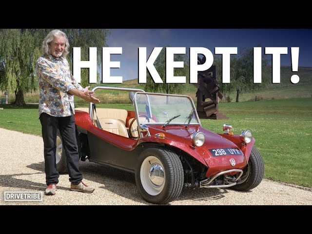 James May has fallen back in love with his buggy from The Grand Tour