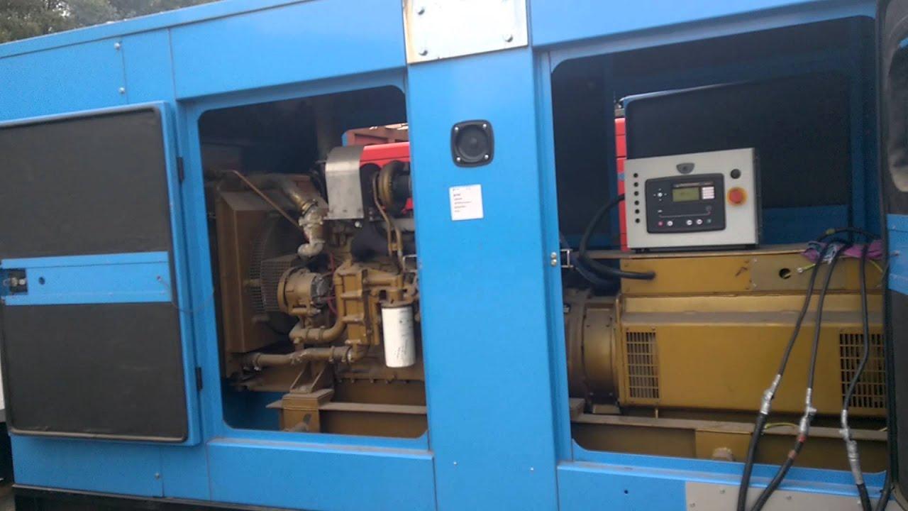 100 kva sel generator