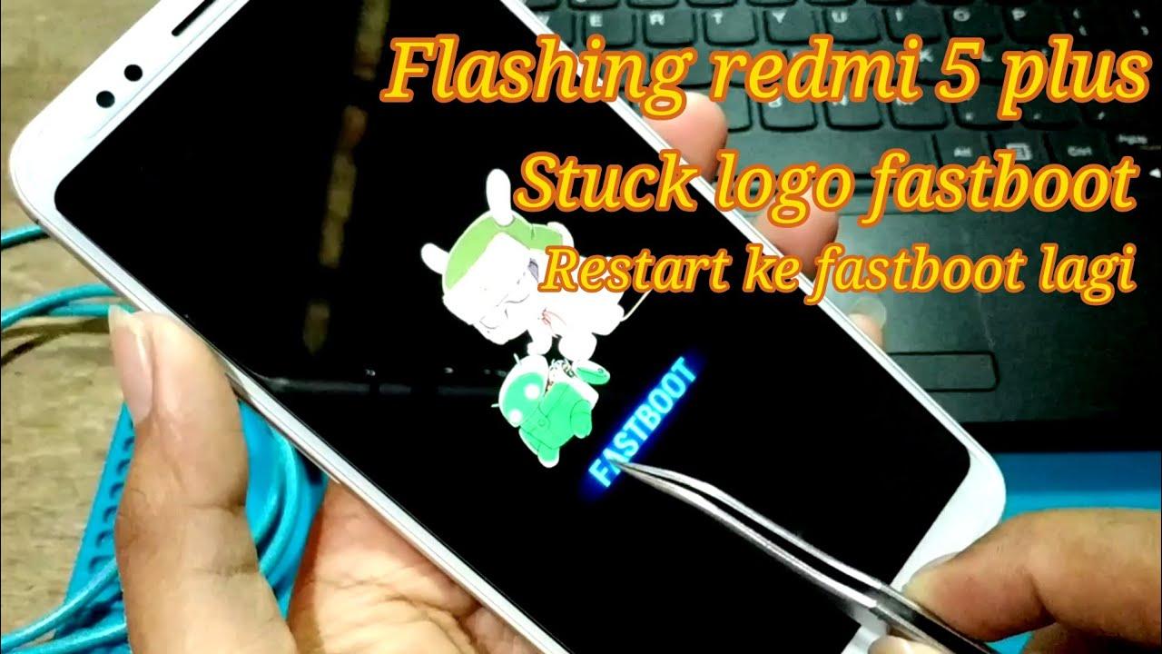 Cara Mengatasi Bootloop Xiaomi Redmi 5 Plus - Garut Flash