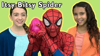 Itsy Bitsy Spider + More | Mother Goose Club Playhouse Songs & Rhymes